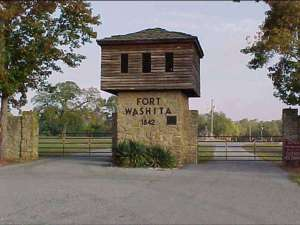 Fort Washita