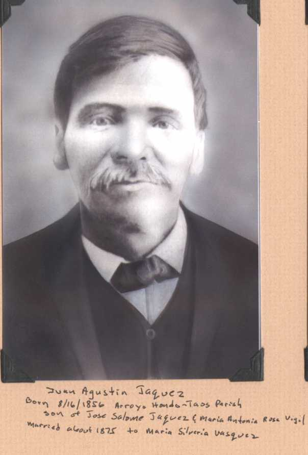 Juan Augustin Jaquez