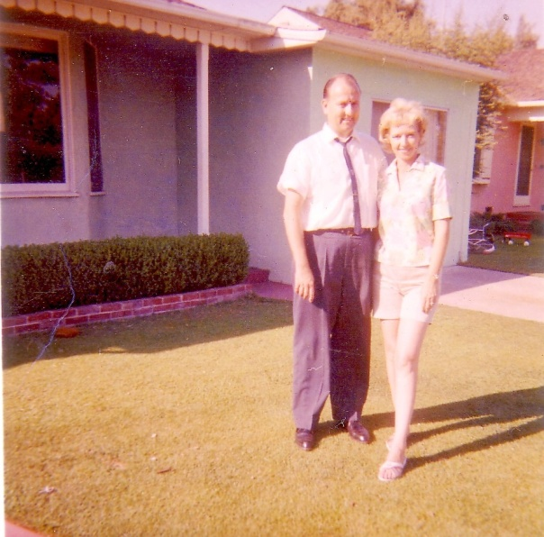 Aunt Jean and Uncle Ray circa 1967