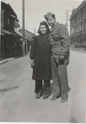 WWII dad and girl