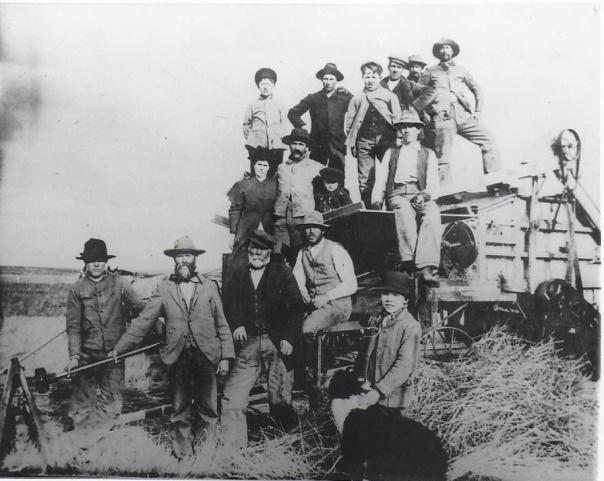 J.H. Bennett crew