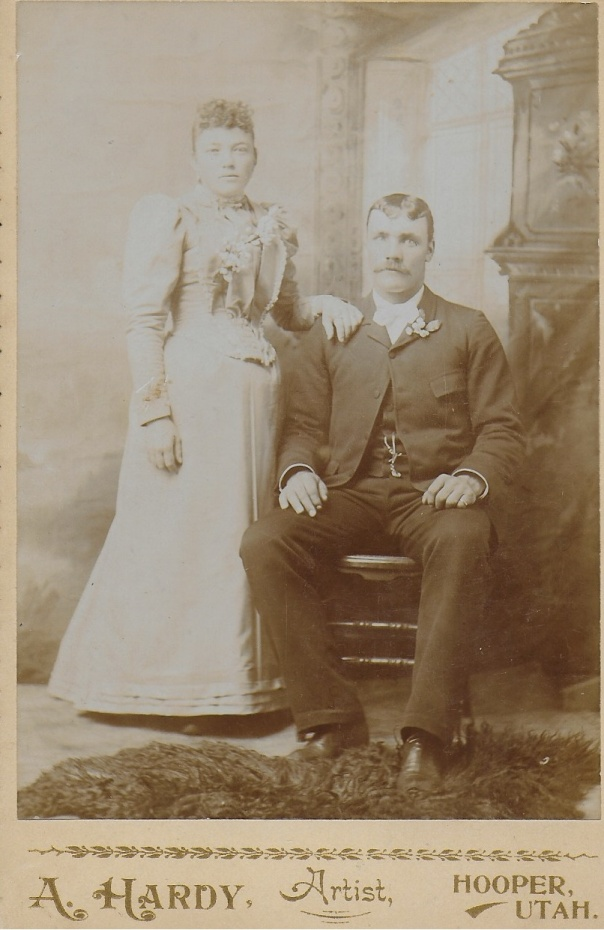 J.H. Bennett wedding picture