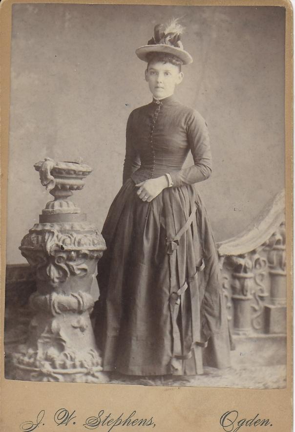 J.H. Bennett wife Eliza