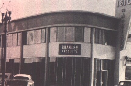 Early Shaklee Corporation days