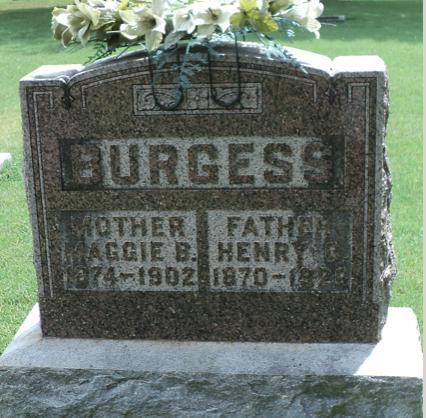 Henry C Burgess