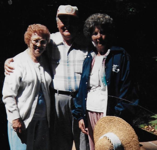Bea, Lloyd and Maxine