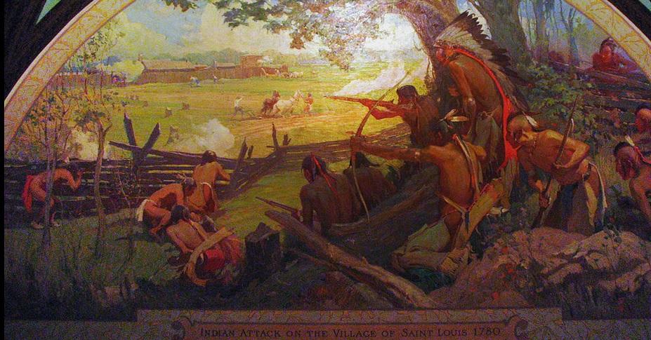 battle of St. Louis